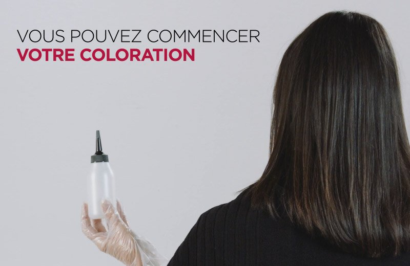 COMMENT REALISER SA COLORATION EXCELLENCE